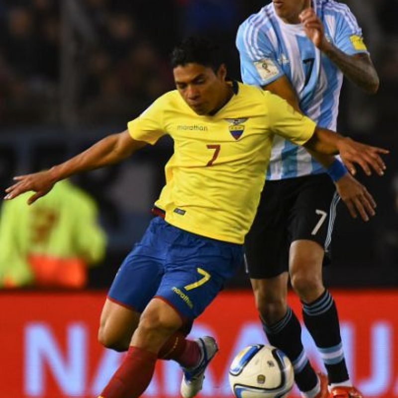 Jefferson Montero (Ecuador) Foto: Getty Images
