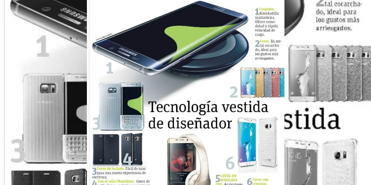 Tecnología vestida de diseñador