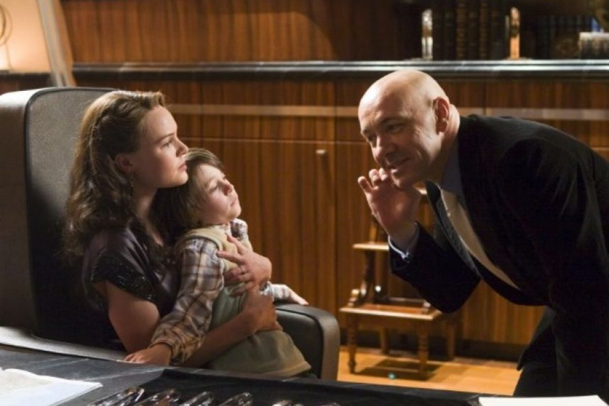 """Interpretó al hijo de """"Lois Lane"""" y """"Superman"""". Foto:IMDB"""