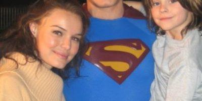 """Miren qué hace """"el hijo"""" de """"Superman"""" ahora que es un adolescente"""