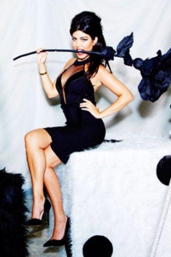 La mayor de las Kardashian eligió el baño de un gimnasio para tener un encuentro con su expareja, Scott Disick. Foto:vía instagram.com/kourtneykardashian