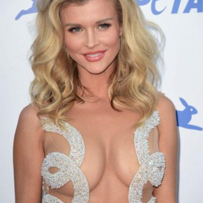 La modelo polaca confesó que vivió un momento de pasión en la sala de control de un club nocturno. Foto:Getty Images