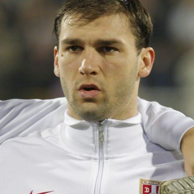 5. Branislav Ivanovic (Serbia) Foto:Getty Images