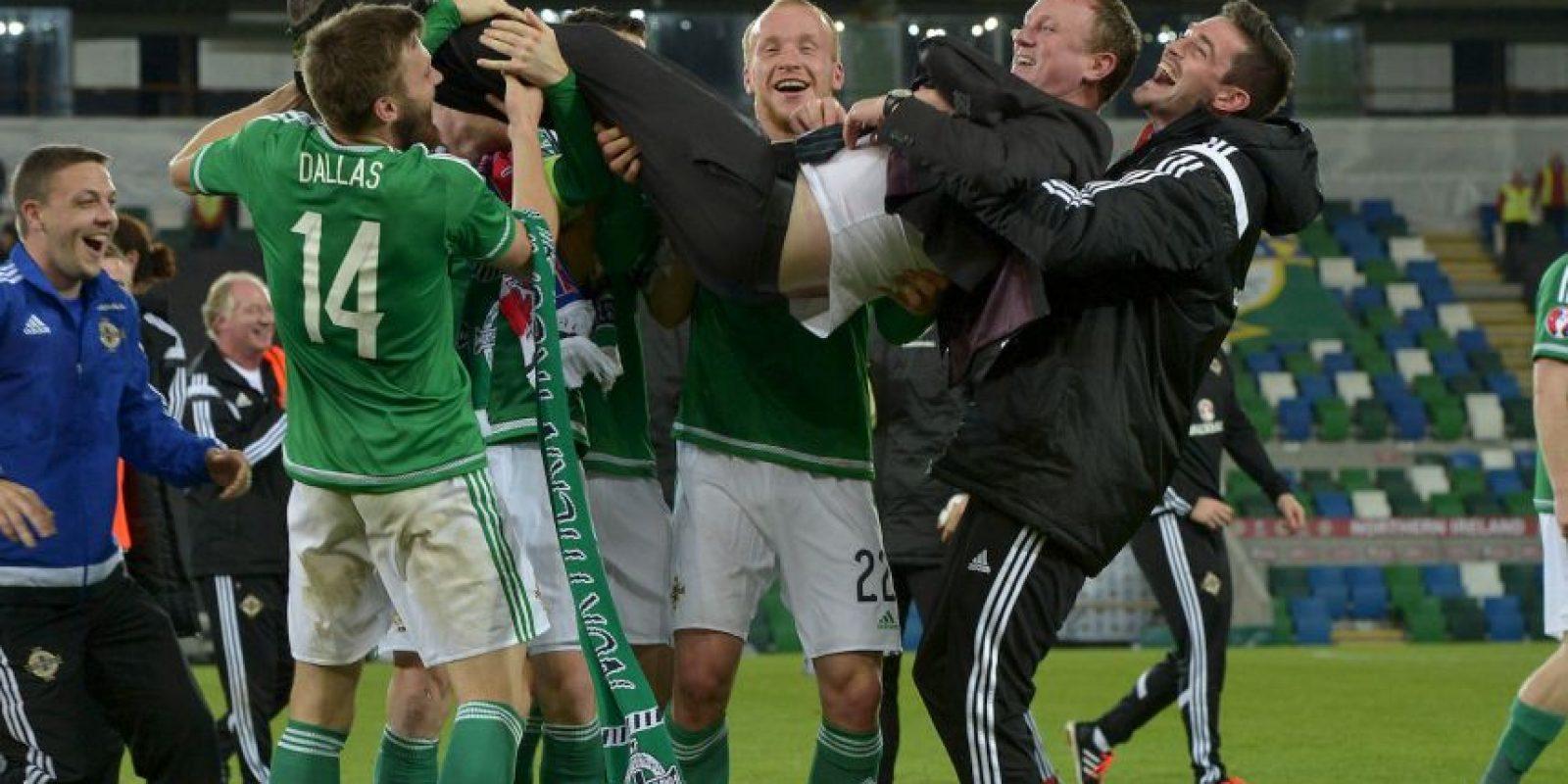 Están en la Eurocopa, aunque falta definir si serán primero o segundo lugar lugar del grupo F. Foto:Getty Images