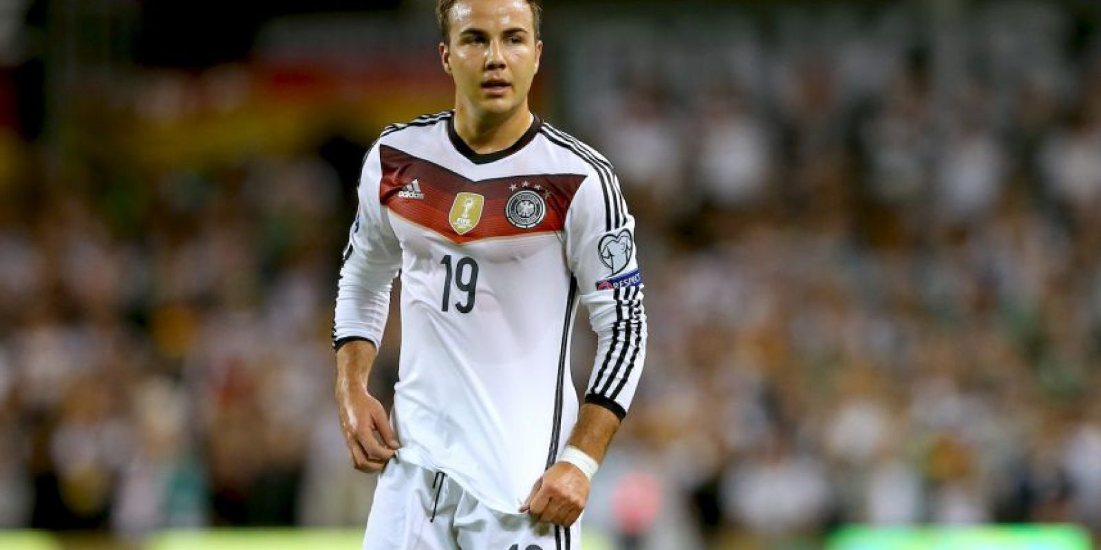 4. Mario Götze (Alemania) Foto:Getty Images
