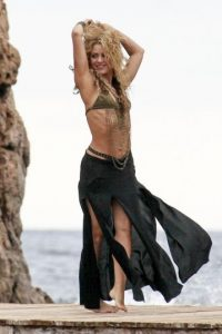 Shakira regresó a trabajar Foto:Grosby Group