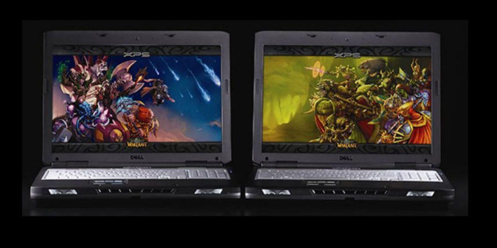 El diseño y configuración del teclado, trackpad y pantalla le hicieron valer 4 mil 450 dólares en 2007 Foto:Dell