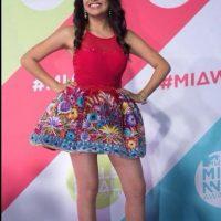 """Estuvo en los """"Millenial Awards"""" Foto:Wendy Sulca/Facebook"""