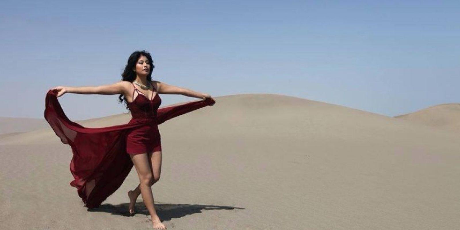 Para 2011 Sulca era uno de los peruanos más influyentes. Foto:Wendy Sulca/Facebook