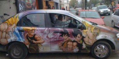 ¿Qué tal este automóvil? Foto:vía Tumblr