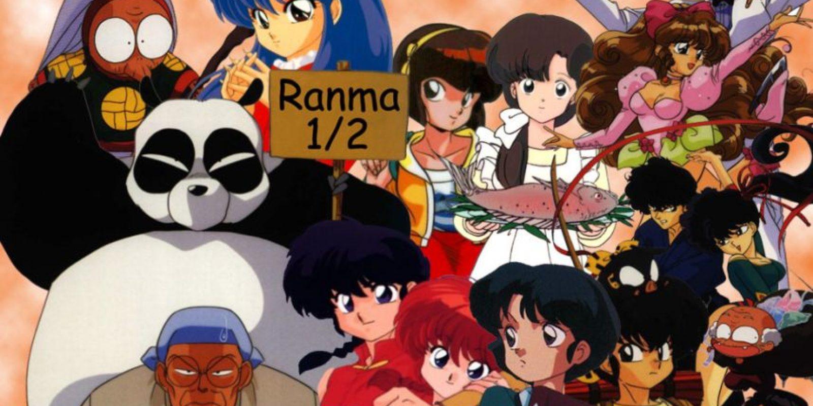 Esta serie refleja más que todo a personajes enmarcados entre la tradición y modernidad de Japón de los años 80. Foto:vía Studio Deen
