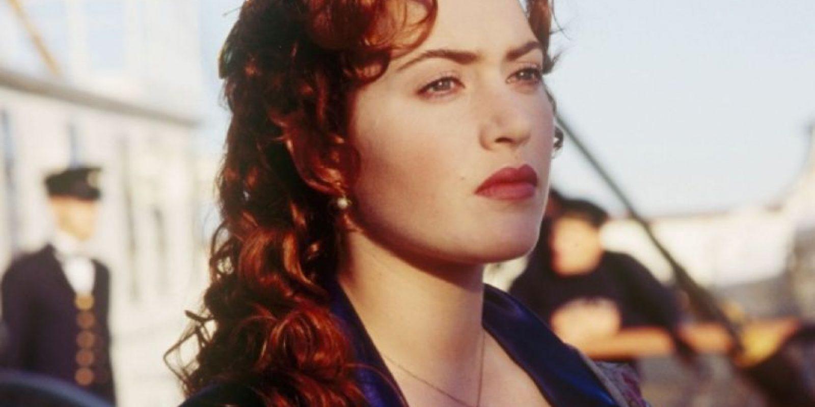 Kate Winslet durante años representó el tipo de actriz que hacía de rolliza mujer de época. Foto:vía FOX