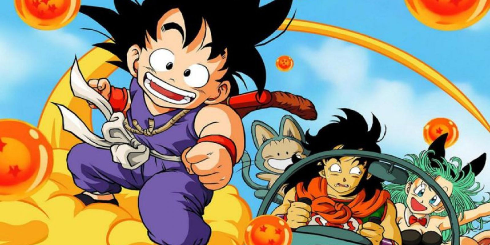 """La experta en anime y manga Gabriela Maya muestra por qué la serie fue polémica: """"En el caso de Dragon Ball, la censura fue mucho menor, porque la serie no aparecía en el radar de estos grupos de censura, era tal el cariño por Goku que muchos detalles de la animación lograron colarse por debajo del torniquete de esos ojos escrutadores"""". Foto:vía Toei"""