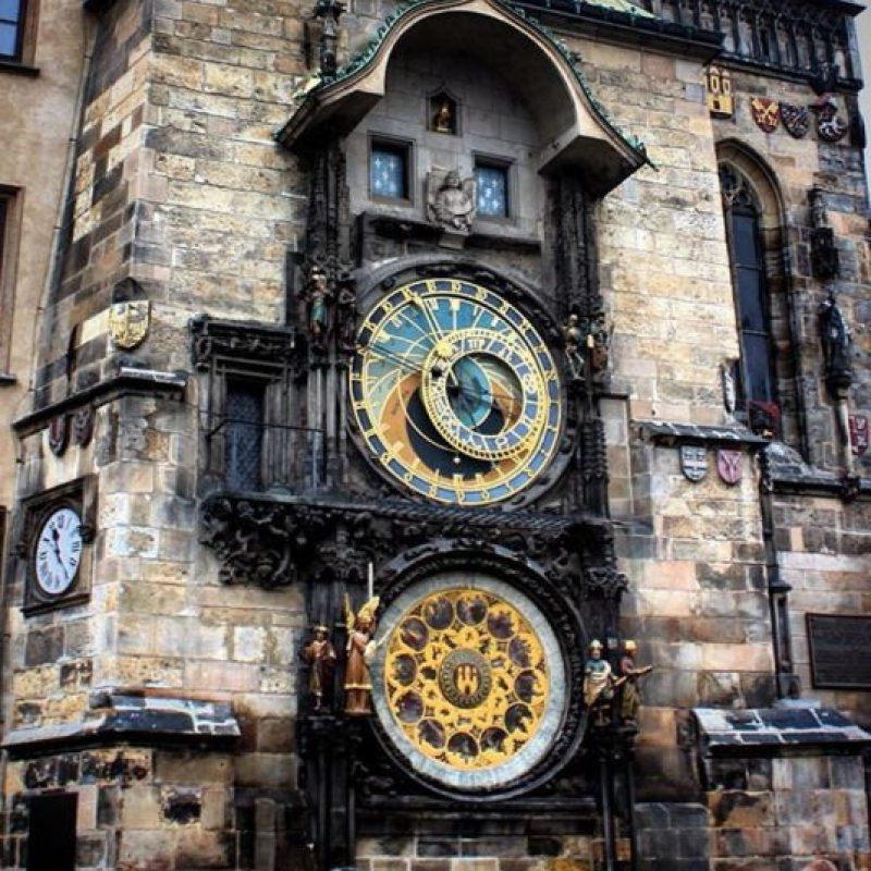 Forma parte de un complejo que fue considerado Patrimonio de la Humanidad desde 1992. Foto:Vía Instagram @thebrunettetravels