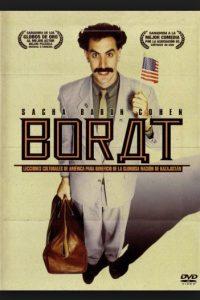 """El reportero kazajo Borat viaja a Estados Unidos para informar sobre """"el mejor país del mundo"""" y buscar a Pamela Anderson para casarse Foto: Four by Two, Everyman Pictures, Dune Entertainment"""