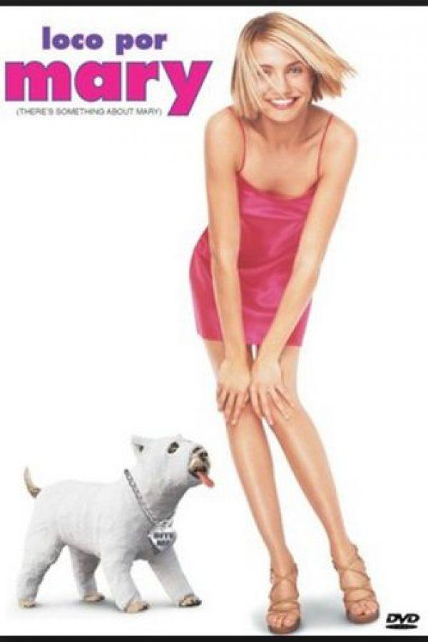 Esta esta comedia es sobre Mary, la novia ideal de cada tipo que conoce, especialmente de su frustrado pretendiente de la escuela, Ted Foto: Twentieth Century Fox
