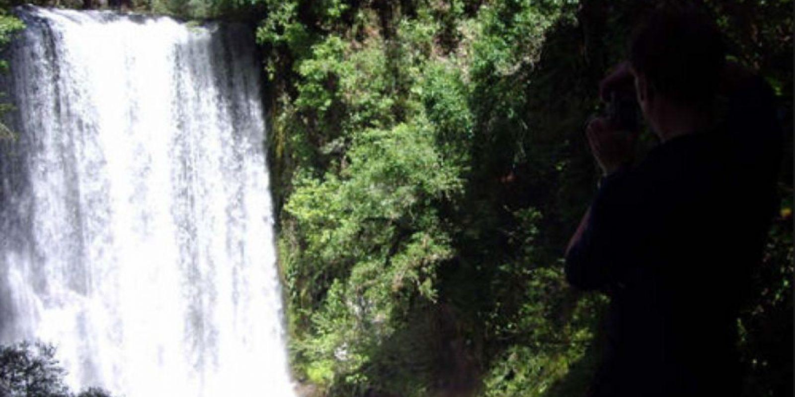 Esta rodeado por una selva. Foto:Vía flickr.com