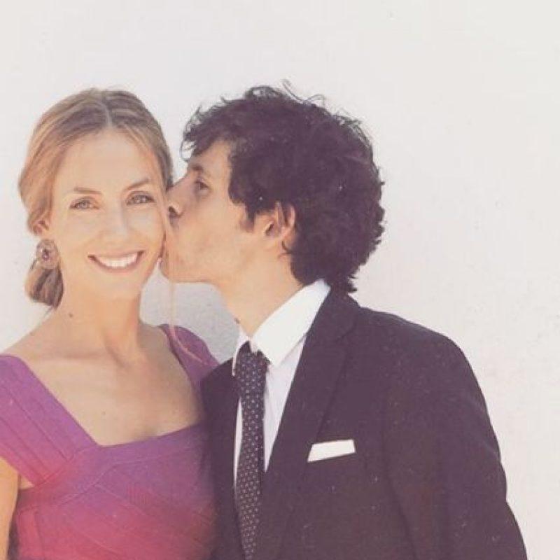 Es pareja del actor Javier Pereira Foto:Vía instagram.com/marta_abril