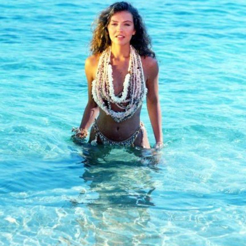 En 1997 fue coronada reina en el Festival de Viña del Mar en Chile. Foto:vía facebook.com/YoLeiaLaRevistaEres