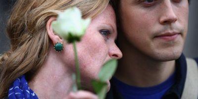 4. ¿Qué pasó con las flores? El romántico gesto desaparece lentamente Foto:Getty Images
