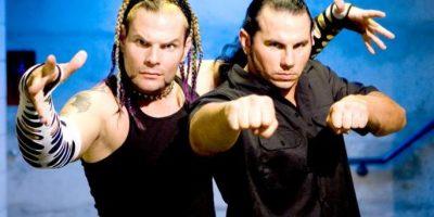 Es hermano de Jeff Hardy Foto:WWE
