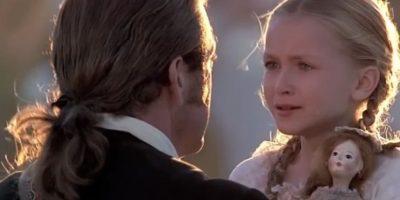 En la película destacó por quedar traumatizada y por tener un conflicto con su padre. Foto:vía Columbia Pictures