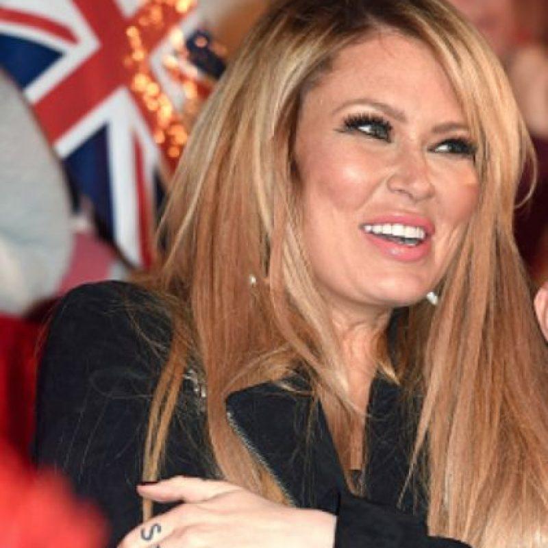 Estuvo casada con Tito Ortiz, profesional de la lucha libre. Foto:vía Getty Images