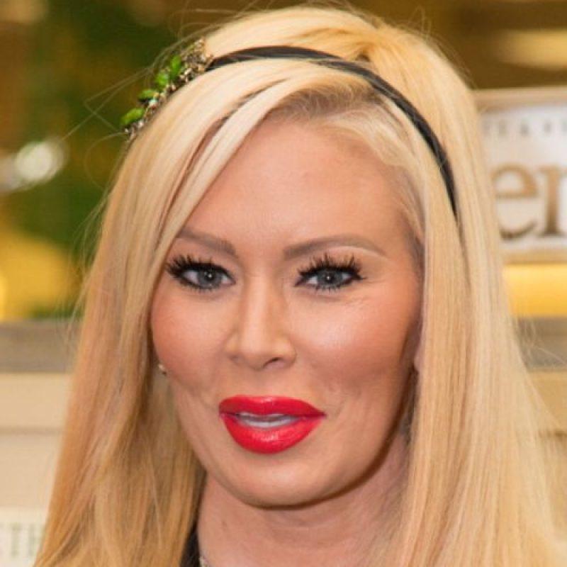 Y ahora es estrella televisiva y empresaria. Foto:vía Getty Images