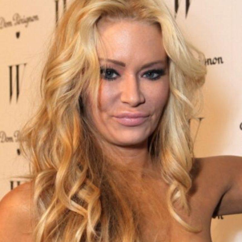 Desde ahí solo trabajó para ella y en un programa que buscaba nuevos talentos para el porno. Foto:vía Getty Images