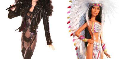 Cher Foto:vía Mattel