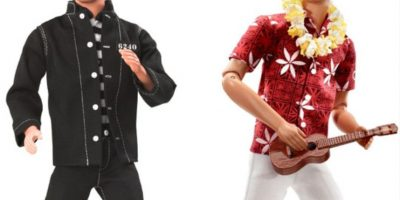 Elvis Presley Foto:vía Mattel