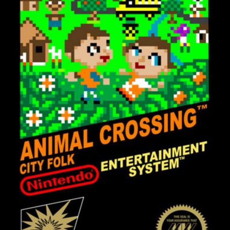 """Animal Crossing"" (Aventura) Foto:The Minus World"