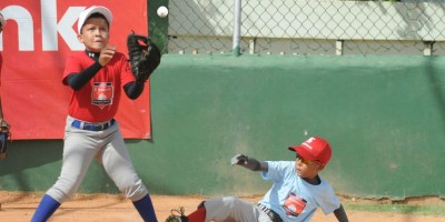 Naco y Natera avanzan a la final en la Copa Nacional de Béisbol Infantil