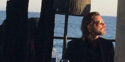 """""""El amor no se pierde"""": Así se despidió Jim Carrey de Cathriona White"""