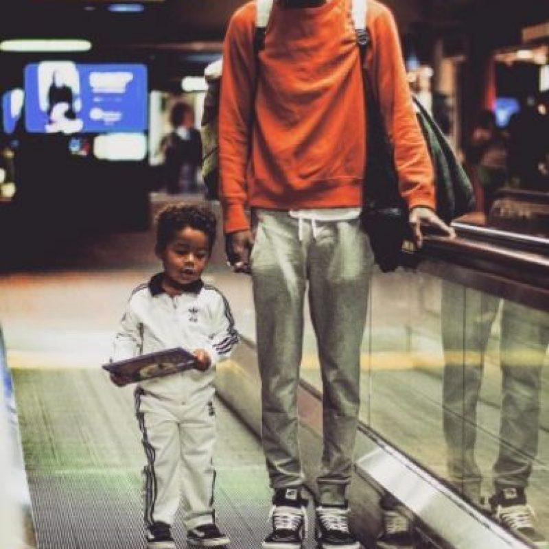 Tiene un hijo con la modelo Amber Rose Foto:vía instagram.com/mistercap