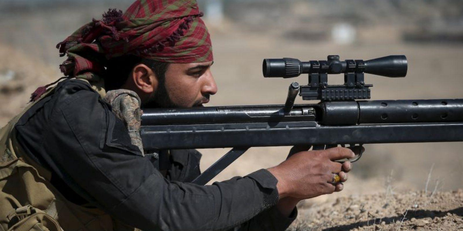 5.- ISIS es un grupo islamista suní, por lo que gran parte de su brutal violencia está dirigida a los miembros de la religión chiita. Foto:Getty Images