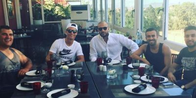 Cristiano Ronaldo se va de vacaciones a Marruecos