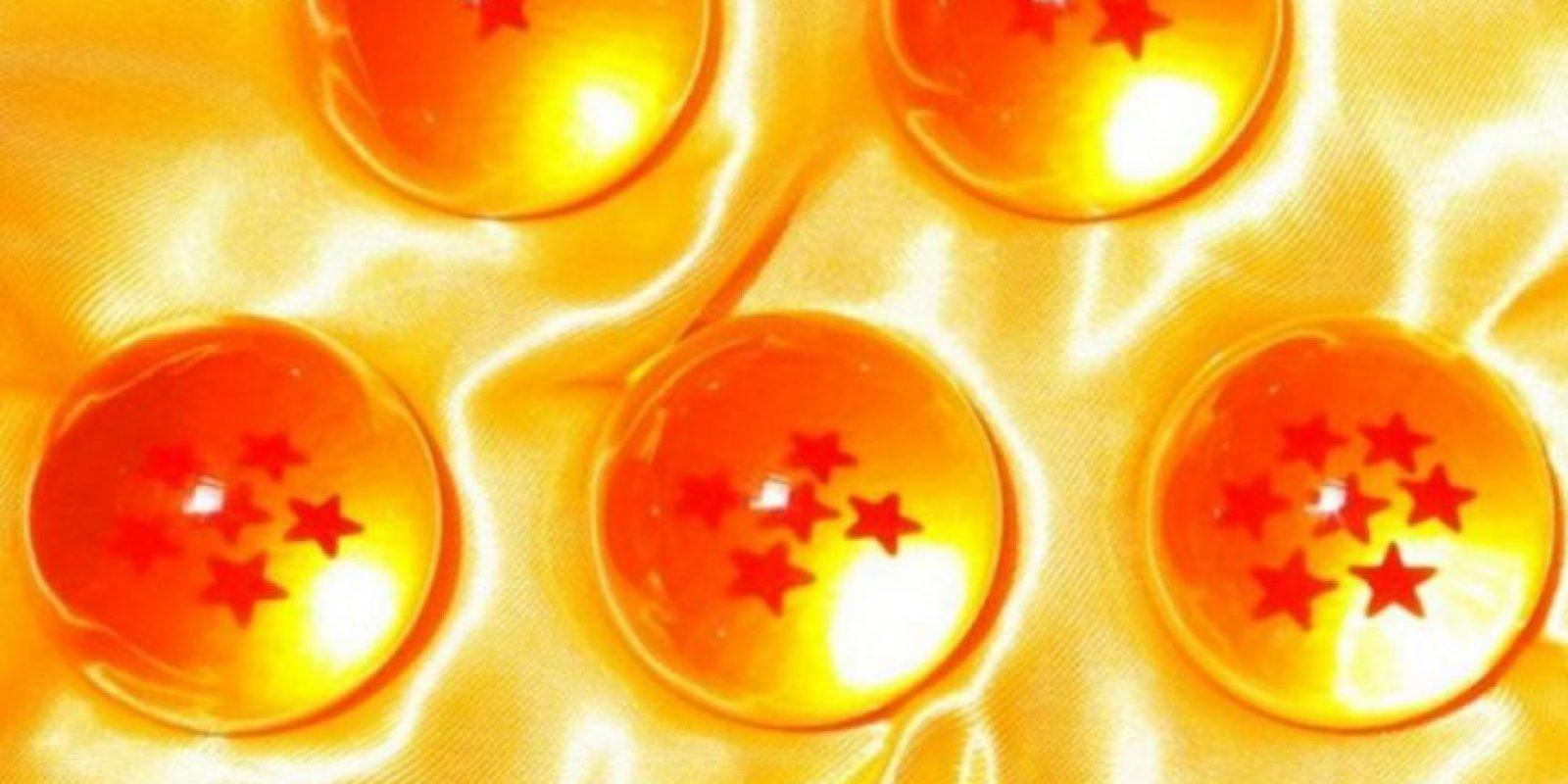 Estas estrellas varían en número de uno a siete Foto:Linio/Bandai