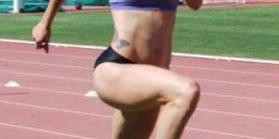 Denisa Rosolova, la atleta más guapa y completa de República Checa