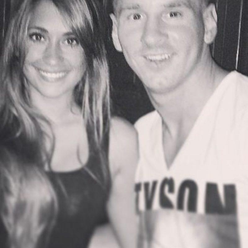 Los mejores momentos de la pareja Foto:Vía instagram.com/antoroccuzzo88