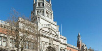 El Museo de Victoria y Alberto, Museo Nacional de Arte y Diseño, es un sitio de Londres, dedicado fundamentalmente a las bellas artes. Foto:Wikicommons