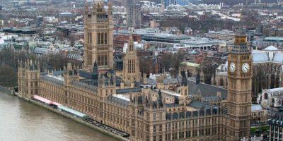 El Palacio de Westminster, también conocido como The Parliament, alberga las dos cámaras del Parlamento del Reino Unido. Foto:Wikicommons