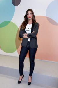 """Trabajó para la """"Cadena SER"""" y luego fue fichada por el canal de deportes """"Telecinco"""". Foto:Getty Images"""
