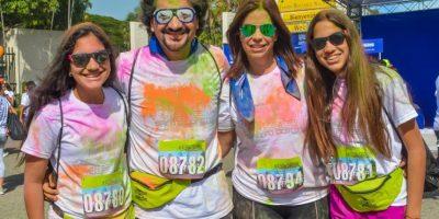 """""""Color Vibe 5K Santo Domingo"""", a favor de niños con cáncer"""