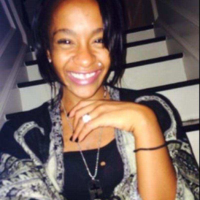 En enero, Bobbi fue trasladada al hospital North Fulton. Foto:Twitter/REALbkBrown