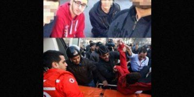 Mohammad al- Chaar se tomó esta foto antes de morir por una explosión de coche-bomba Foto:Twitter.com – Archivo