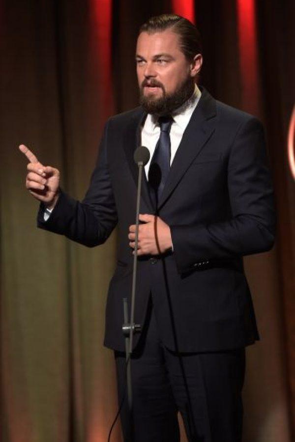 Tiene 25 años, es decir, 15 años menos que Leonardo DiCaprio. Foto:Getty Images
