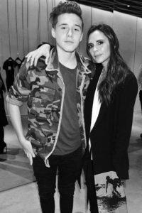 Brooklyn es hijo de Victoria y David Beckham Foto:Instagram/brooklynbeckham