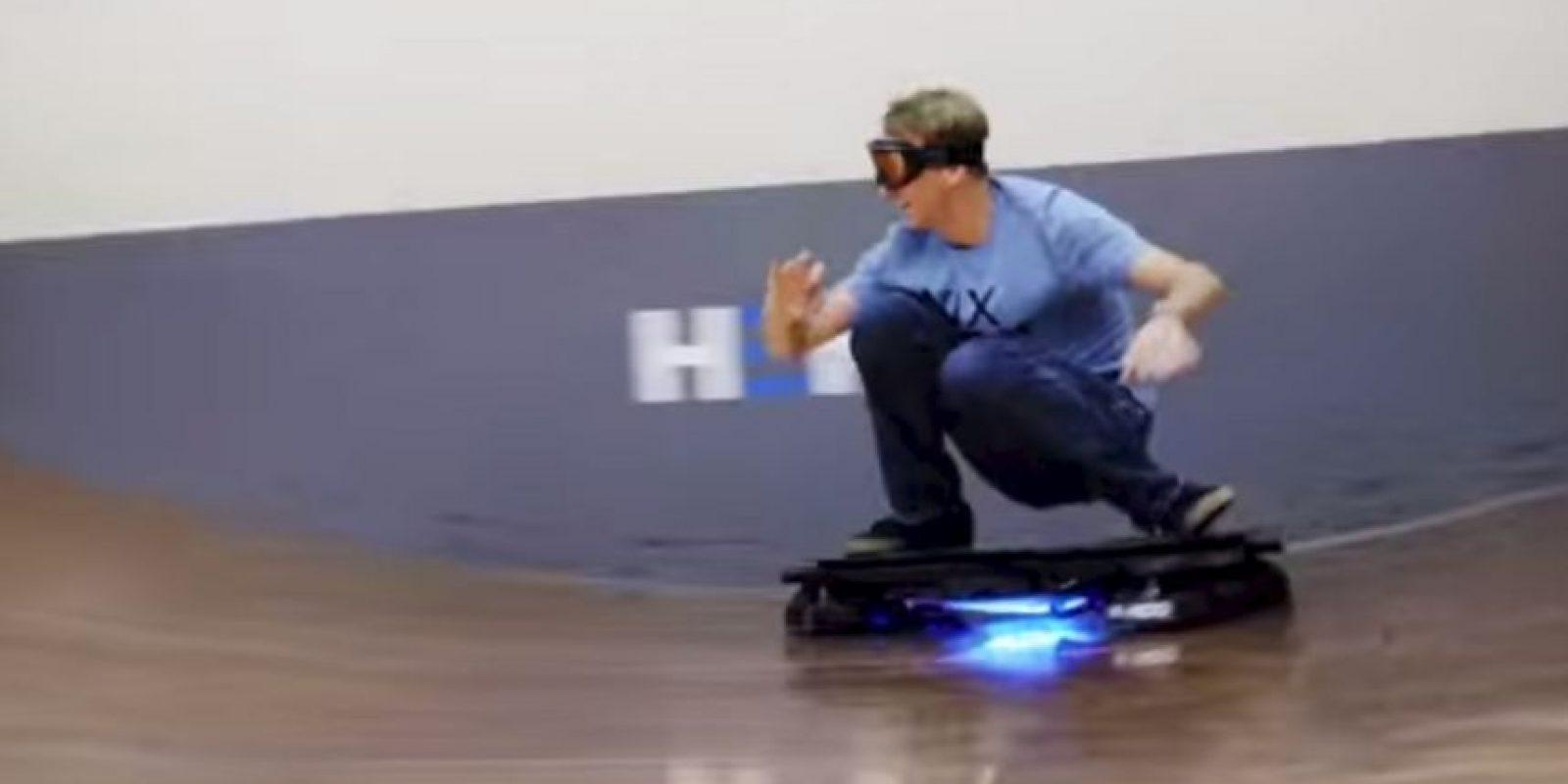 Hendo Hoverboard. Foto:Hendo