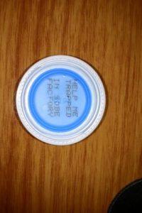 Poco después la empresa informó que se trataba de una broma, producto de una campaña de publicidad. Foto:Twitter.com – Archivo